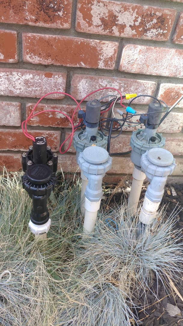 Suisun City, CA - Homeowner had a leak on his irrigation valve. Replaced irrigation valve and tested. No leaks at this time.