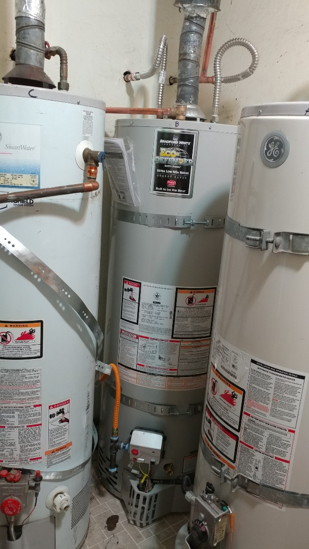 Oakland, CA - Replaced water heater