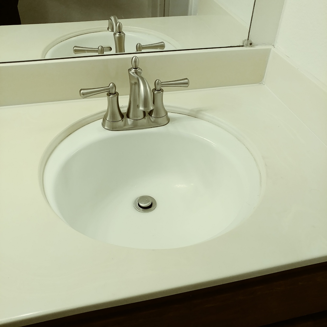 Vacaville, CA - Installed new faucets shower cartridges and trim.