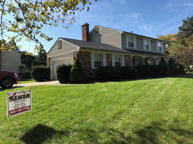 Northville, MI - Installed GAF  Timberline HD lifetime roofing system by Kearns Brothers Inc.