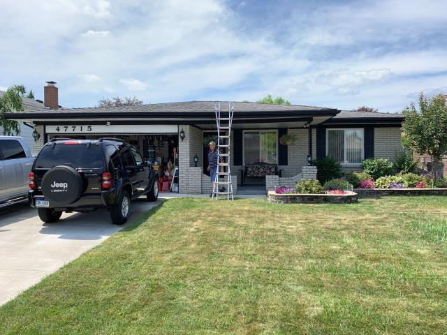 Macomb, MI - Kearns Brothers Proposal to remove and replace roof with new GAF Timberline Roof Shingle HD Z