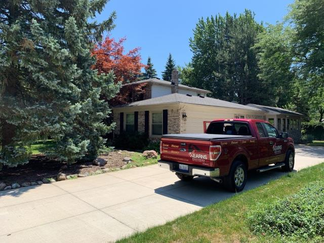 Troy, MI - Kearns Brothers Proposal to remove and replace roof with new GAF Timberline Roof Shingle HD Z