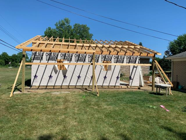 Novi, MI - Kearns Brothers Proposal to remove and replace roof with new GAF Timberline Roof Shingle HD Z
