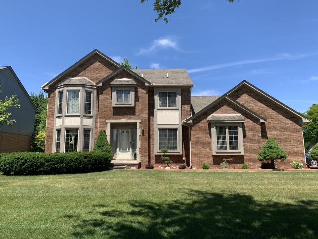 Troy, MI - Kearns Brothers Roofing to remove and replace roof system with new GAF Timberline HDZ shingles