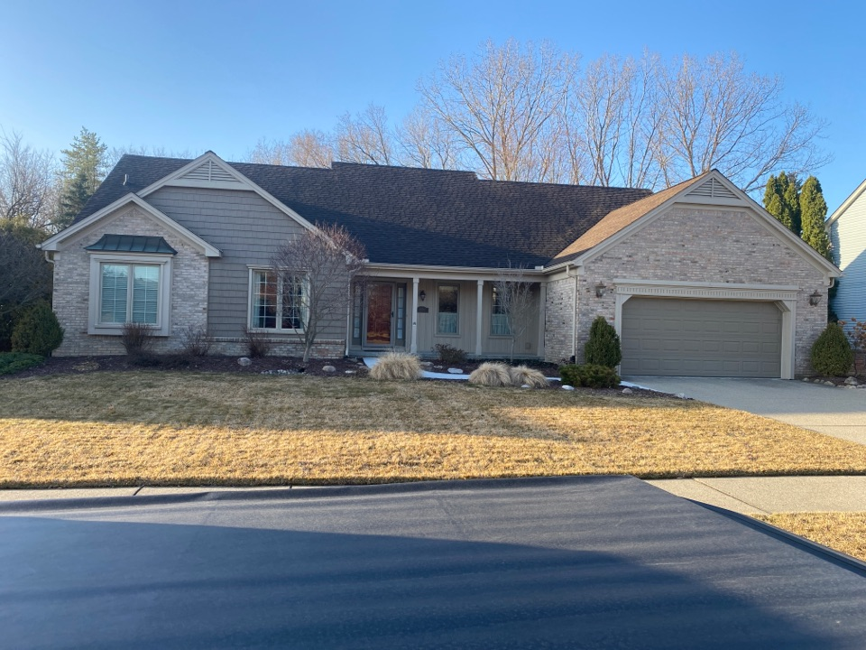 Plymouth, MI - Have a leaking roof? In need of a new roof? Call Kearns Brothers Inc. and ask for Scotty P. If I can fix it we will talk about the new Timberline HDZ shingle.