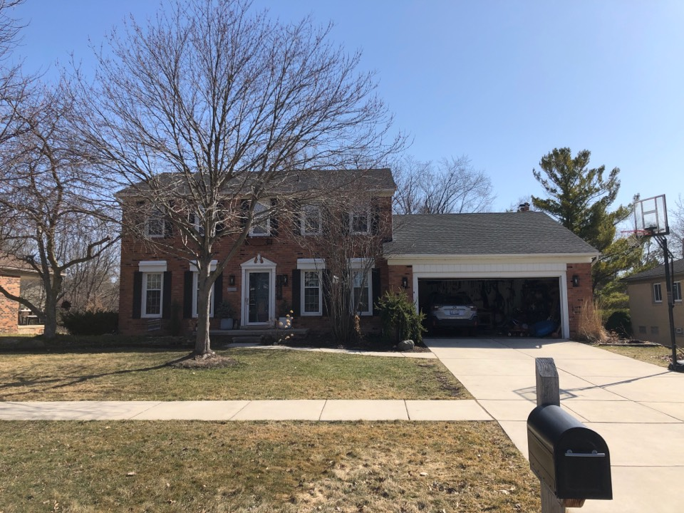 Plymouth, MI - Kearns Brothers providing a Roofing estimate
