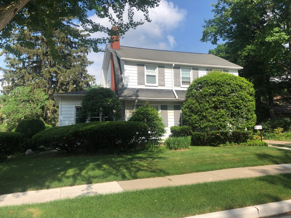 Dearborn, MI - Kearns Brothers Inc Providing estimate for GAF lifetime Timberline HDZ roofing system.