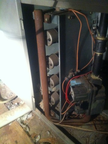 Check out this furnace