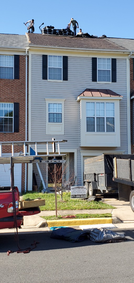 Springfield, VA - In Springfield, Fairfax County area today.  We offer a wide variety of home improvement including Roofing, Windows, Siding, Gutters, Doors, Trim package, & Decks.