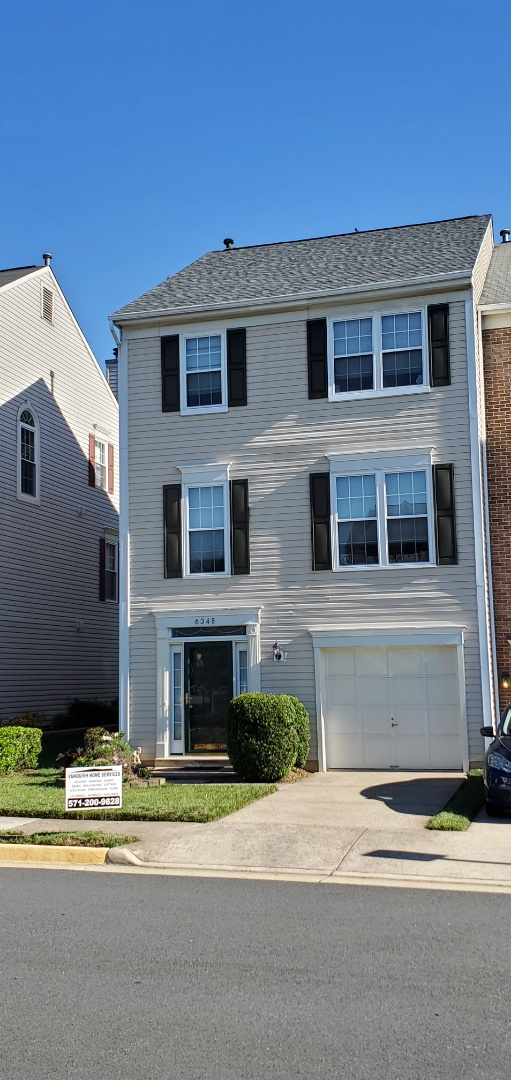 Springfield, VA - Roof job completed in Springfield, Fairfax County area today.  We offer a wide variety of home improvement including Roofing, Windows, Siding, Gutters, Doors, Trim package, & Decks.