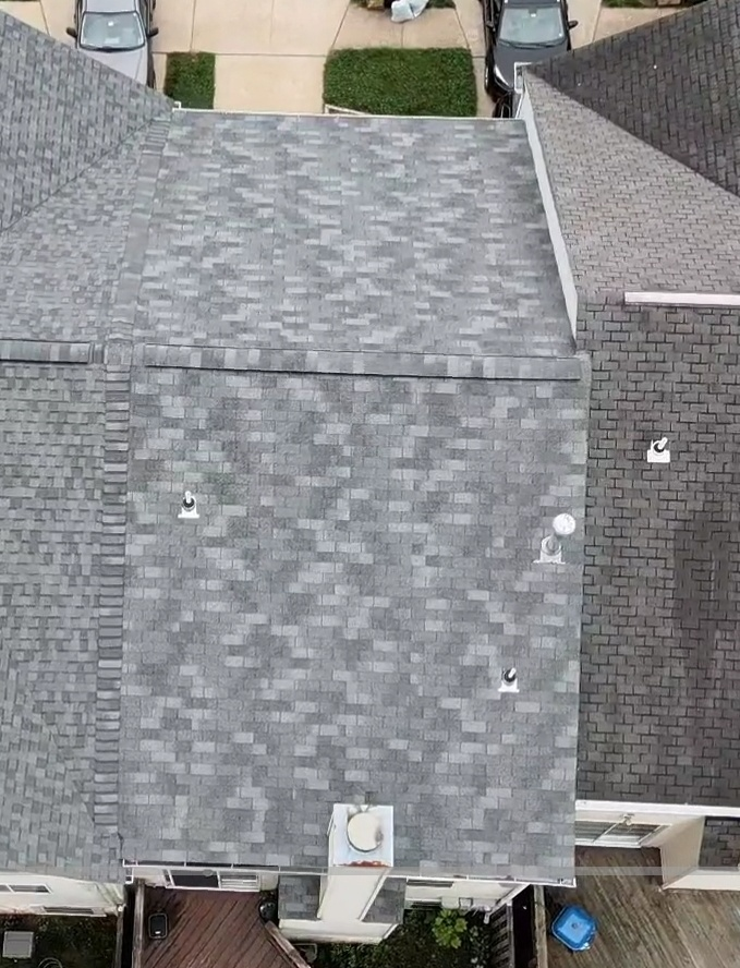 IKO MARATHON ROOFING SYSTEM  DUAL GRAY- FAIRFAX VA - REROOF- ROOR REPAIR- ROOF LEAKING?- PRINCE WILLIAM COUNTY AND SURROUNDING AREAS  VANQUISH HOME SERVICES  571 200 9628