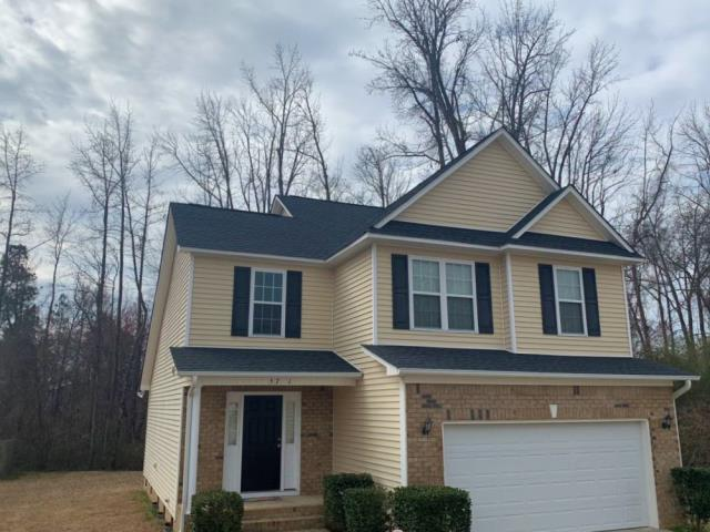 Fayetteville, NC - Complete Roof Replacement using GAF Timberline HD Charcoal shingles!