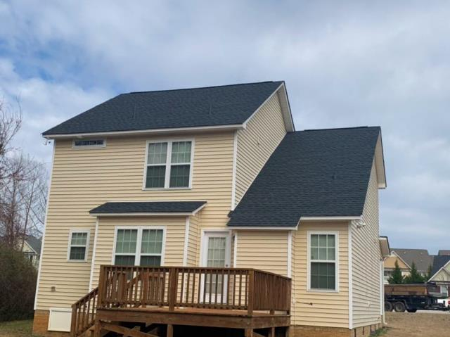 Fayetteville, NC - ATD Restoration Complete Roof Replacement using GAF Timberline HD Charcoal shingles!