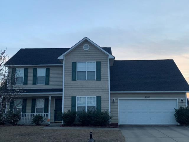 Fayetteville, NC - ATD Restoration was able to help negotiate for a full roof replacement. How about those beautiful GAF Timberline HD shingles in Charcoal?