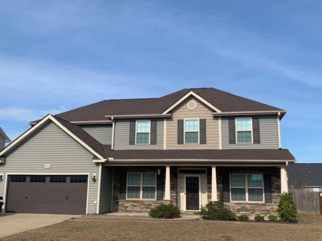 Raeford, NC - ATD Restoration, your local roofing contractor, finished a full roof replacement. Thanks to GAF Timberline HD shingles, this beautiful Barkwood color makes the German's house stand out!