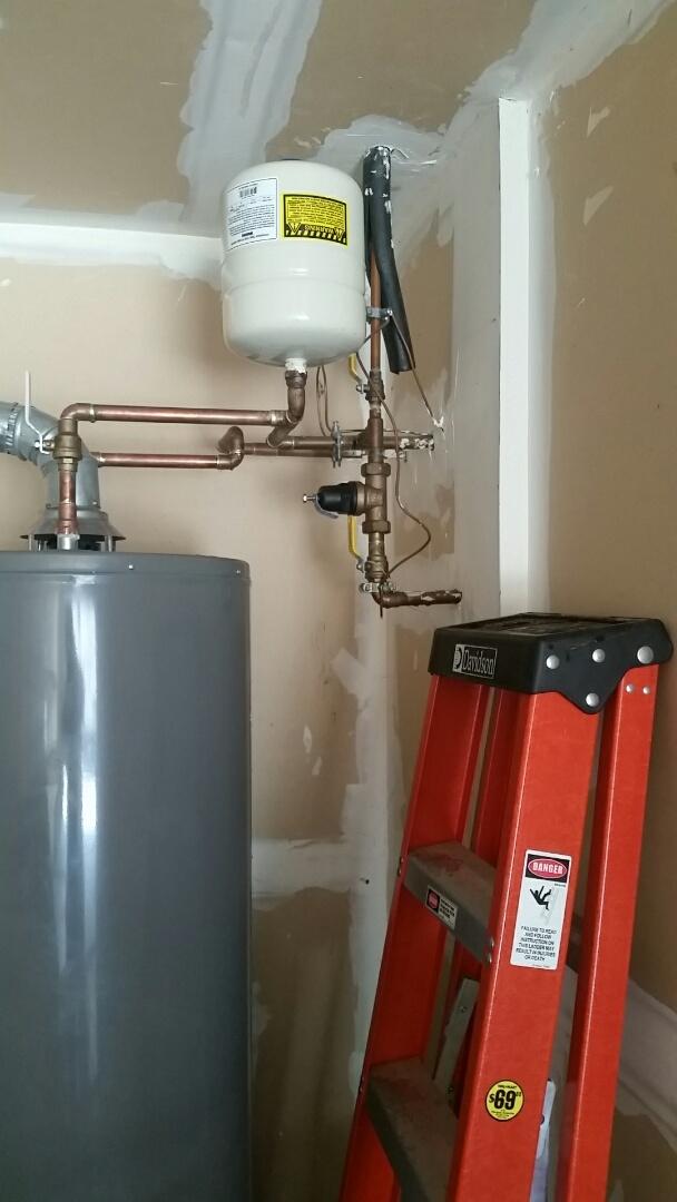 Buford, GA - Pressure reducing valve