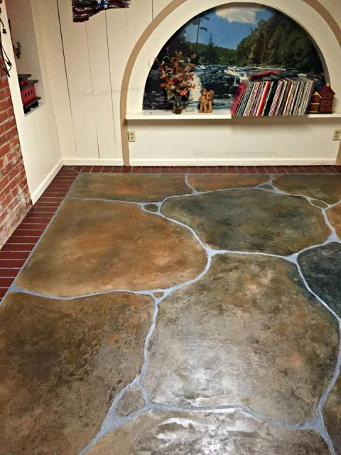 Bonner Springs, KS - looking for a unique contribution to your home? Add a Flagstone floor that you and others will love for years!