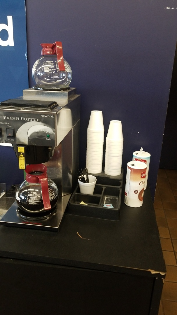 Montgomery, AL - Providing great coffee service to Auto Save Tire and Auto