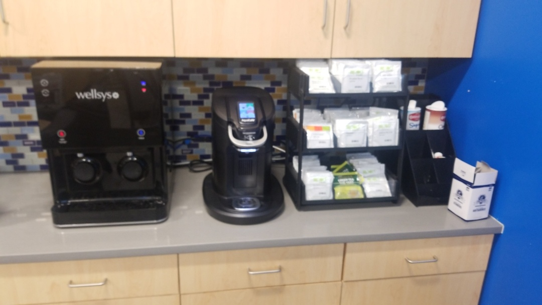 Providing the best bottle less water system and single cup coffee service in Grennville at Greenville Chevrolet