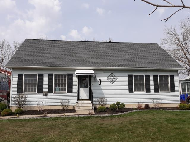 Buffalo, NY - After having winter wind storm blow offs, we removed all of the existing roofing and installed lifetime warranty GAF Timberline HD shingles in Pewter Gray