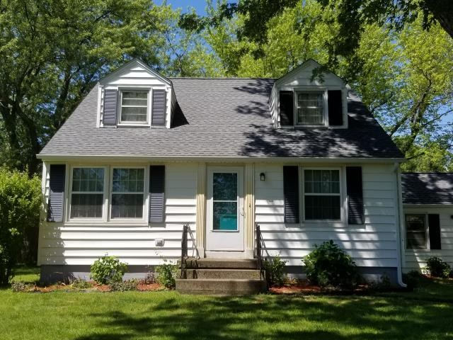 Eden, NY - Completed a full roof replacment in Eden using GAF Timberline Pewter Grey.