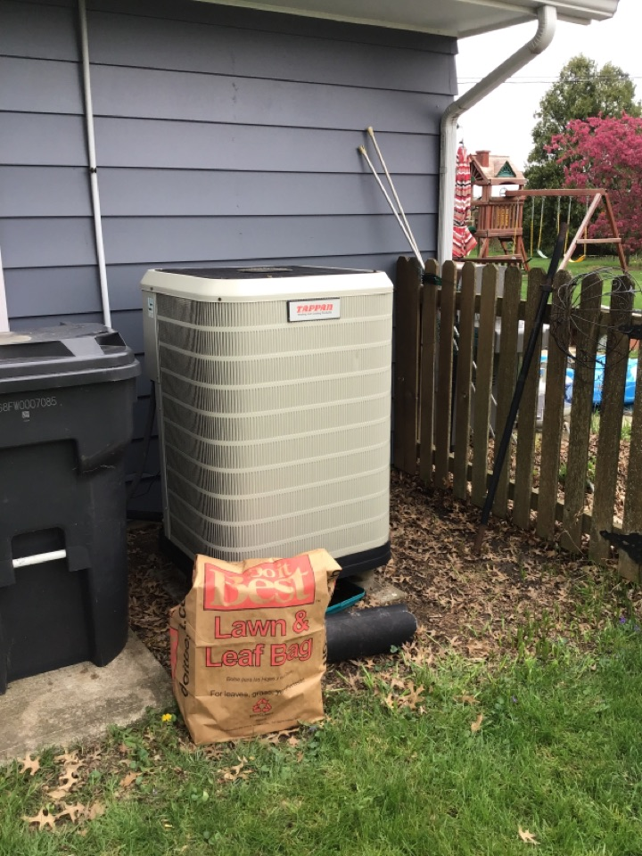 Huntington, IN - No cooling issues