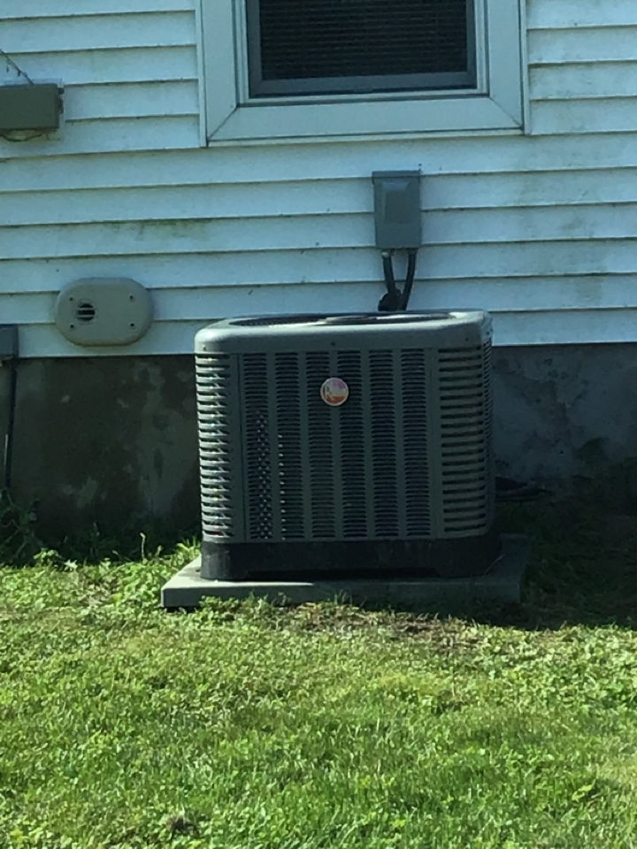 Spring 21' check and service a/c unit