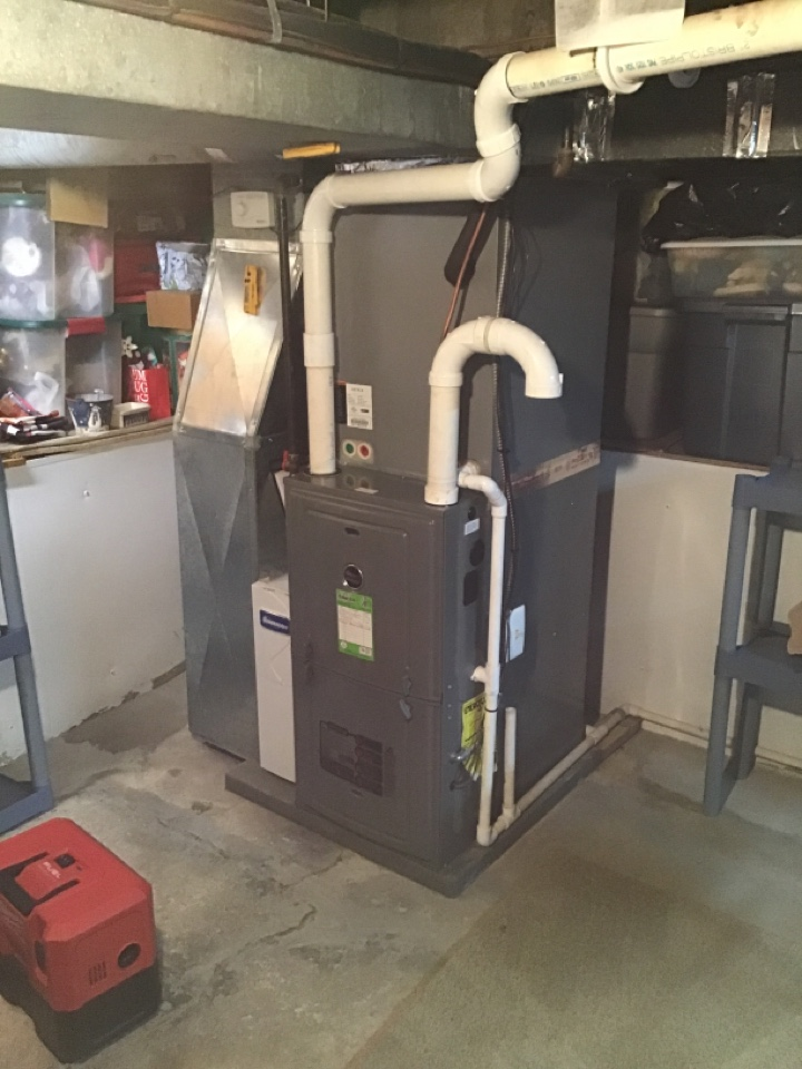 Fall 21' check and service furnace, humidifier, and generator.