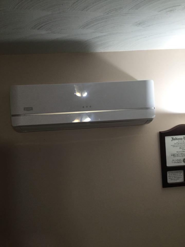 Noisy indoor unit