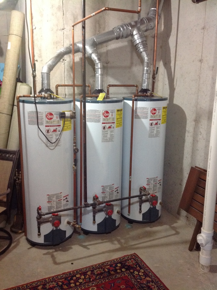 Roanoke, IN - Repairing Rheem hot Waterheaters