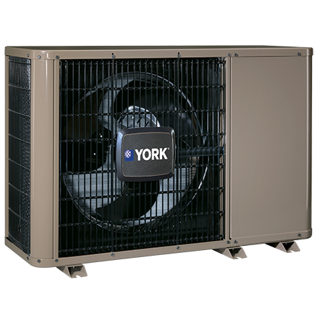 Moonachie, NJ - American Way Plumbing Heating & Air Conditioning installed a York Affinity Series central AC unit