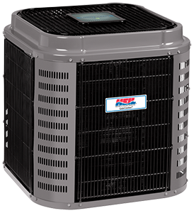 Cresskill, NJ - American Way Plumbing Heating & Air Conditioning installed a Heil H4A3 central AC