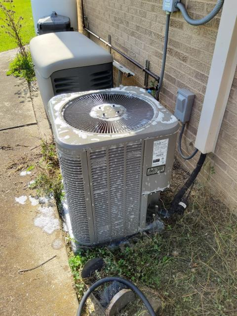 Curwensville, PA - PLANNED SERVICE AGREEMENT/Maintenance, A/C EQUIPMENT
