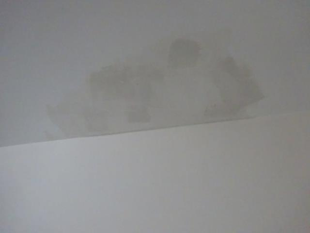 Hollywood, FL - Damage to the ceiling from a Hurricane