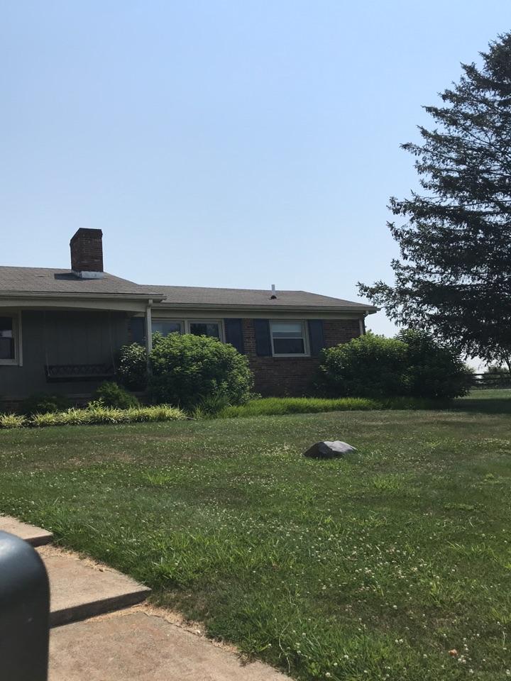 Waynesboro, VA - Shingle roof needs replacement
