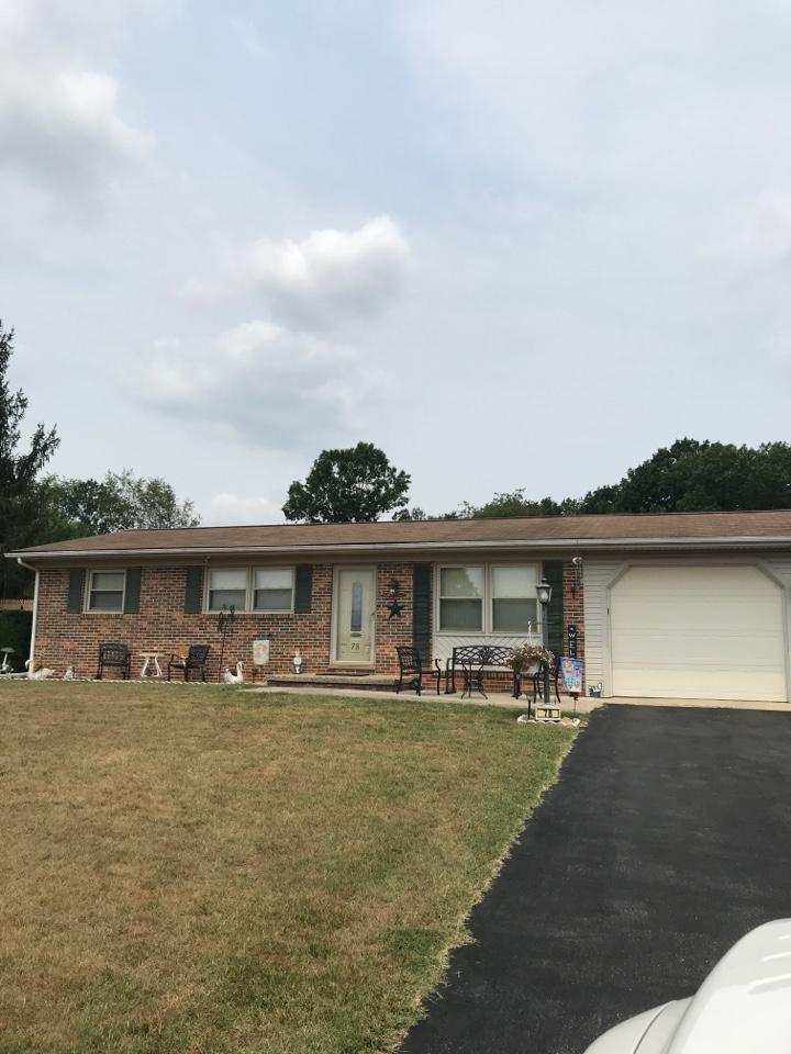 Waynesboro, VA - Replacing a shingle roof