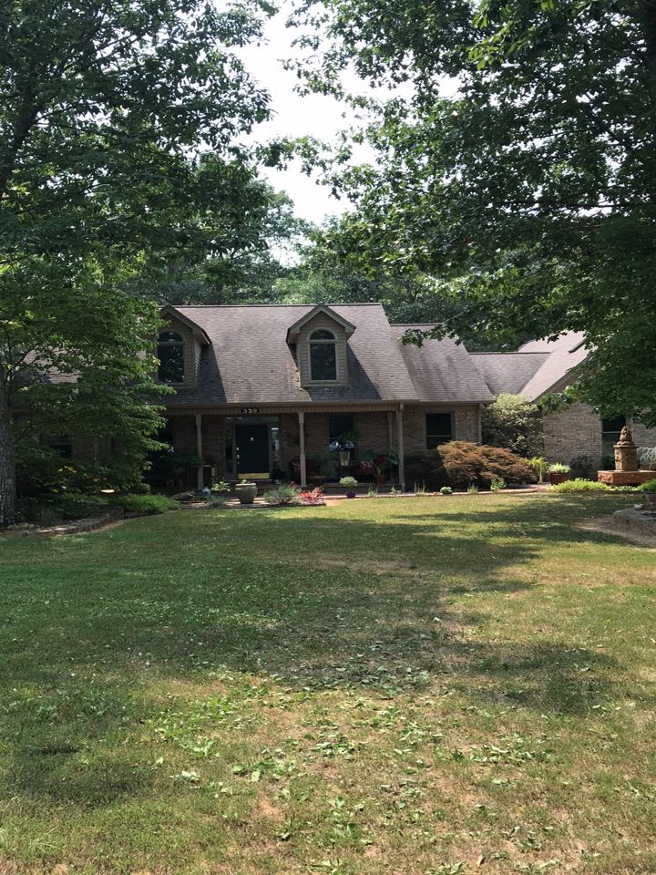 Stuarts Draft, VA - Replace shingle roof with standing seam metal