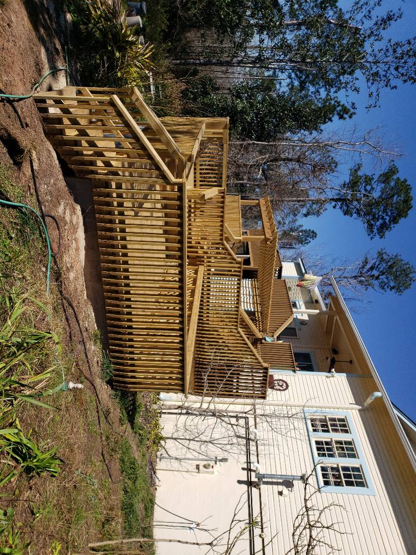 Chattahoochee, FL - New decks, outdoor living