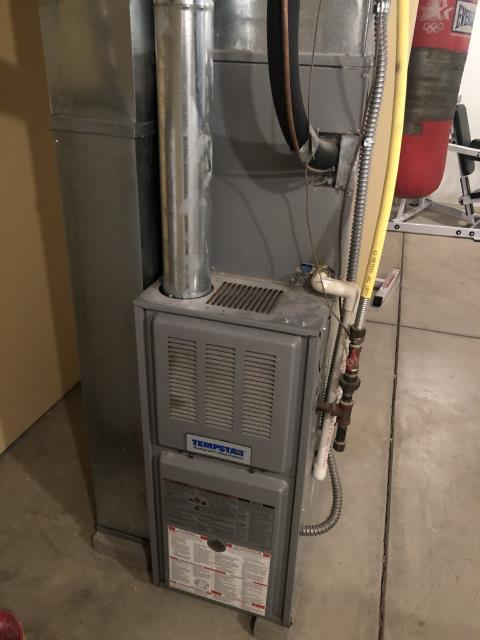 Reynoldsburg, OH - Diagnostic on Tempstar furnace. Found a faulty thermostat and a blower motor that will need to be replaced soon. Replaced the thermostat. The furnace was operating at departure.