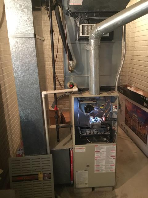 Reynoldsburg, OH - Performed tuneup on Bryant furnace for Scheduled Maintenance Agreement customer. All is working well at this time.