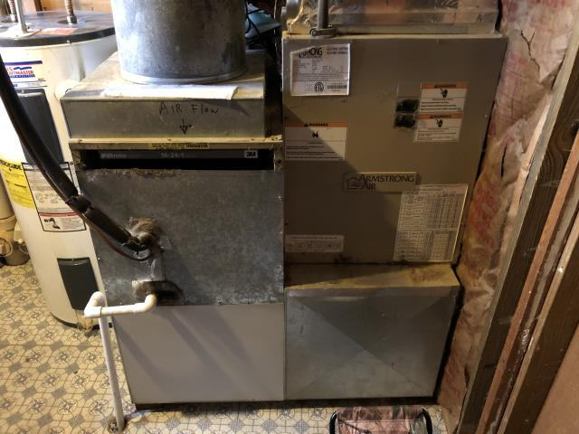 Reynoldsburg, OH - Diagnostic on Armstrong furnace. All seems to be working properly.