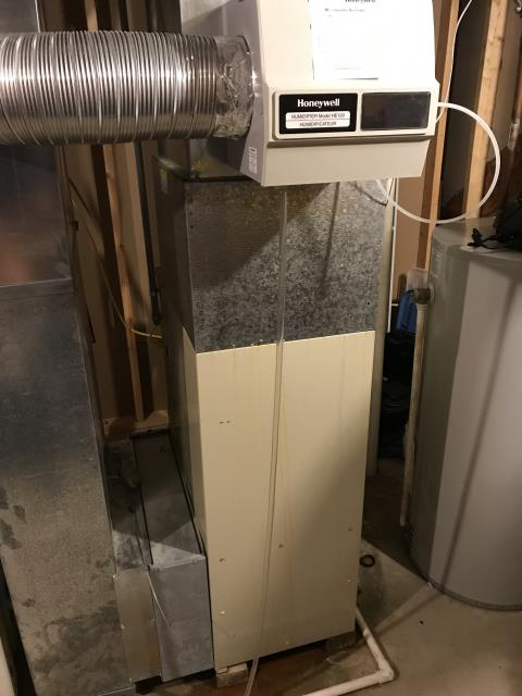 Groveport, OH - Furnace tuneup on Bryant unit. All checks are good.