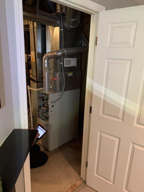 Blacklick, OH - Seasonal maintenance on Bryant furnace. All checks are good.