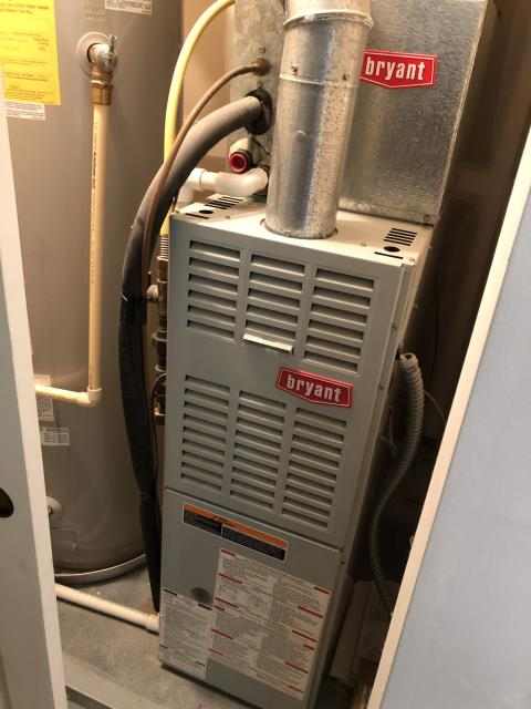 Canal Winchester, OH - Replace blower motor, capacitor, & control board.