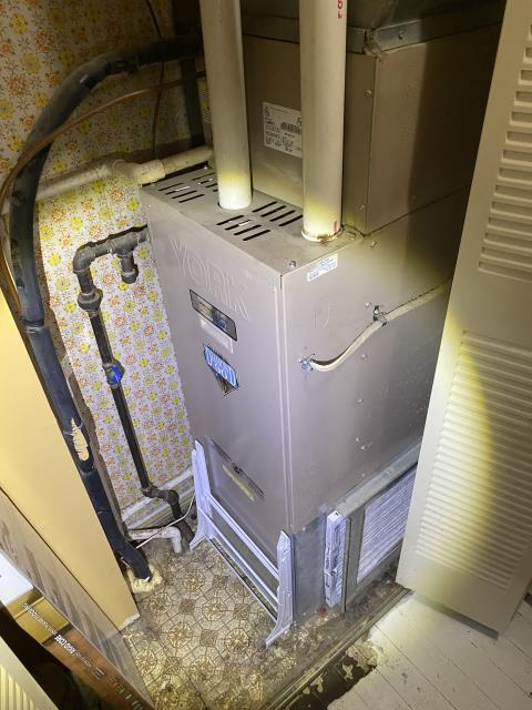 Canal Winchester, OH - I installed a new Honeywell 1 Thermostat for the customer