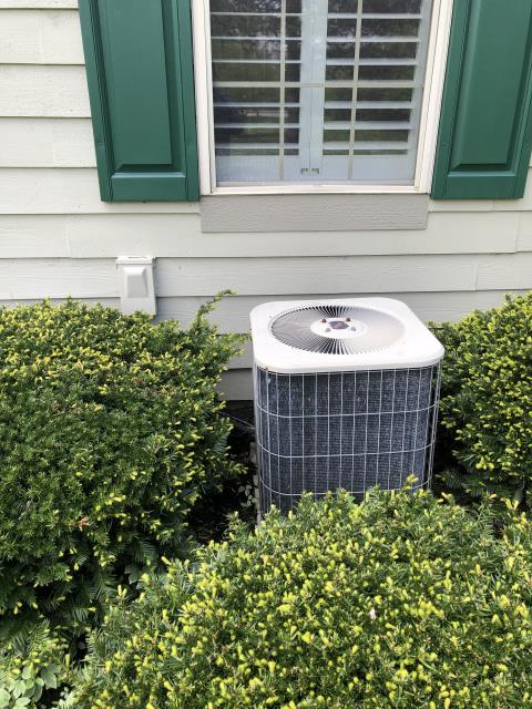 Columbus, OH - I installed a new  Carrier 13 SEER 2.5 Ton Air Conditioner