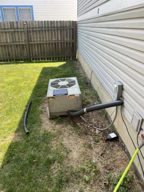 Columbus, OH - I provided an estimate for a new Carrier 13 SEER 2.5 Ton Air Conditioner