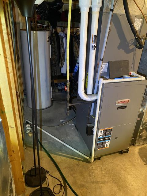 Pataskala, OH - I Replaced the Motor Surge Capacitor on the 2005 Lennox