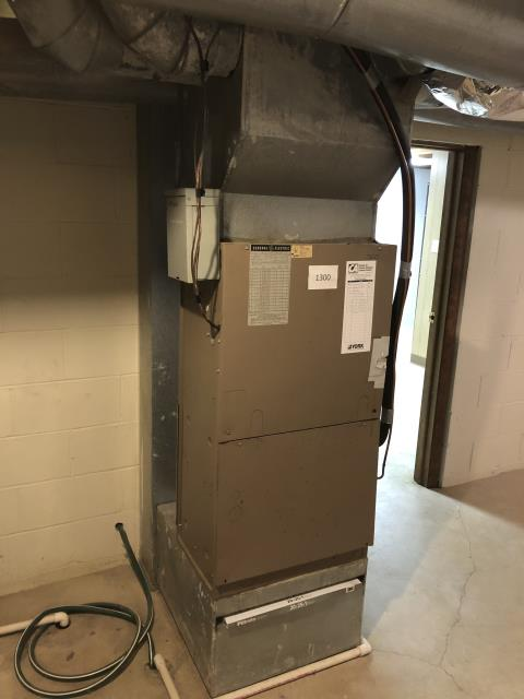 Columbus, OH - I provided an estimate for a new Five Star Multi-Speed 2 Ton Electric Furnace  and a new Five Star 14 SEER 2 Ton Heat Pump