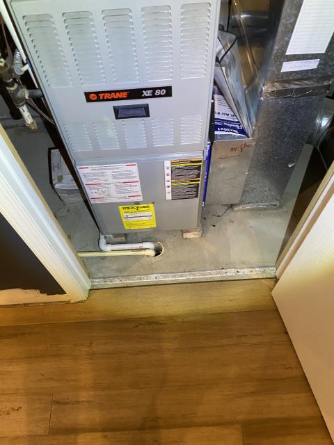 Pataskala, OH - I installed a Carrier 96% Two-Stage 60,000 BTU Gas Furnace and a Carrier up to 17 SEER 2 STAGE 3 Ton Air Conditioner